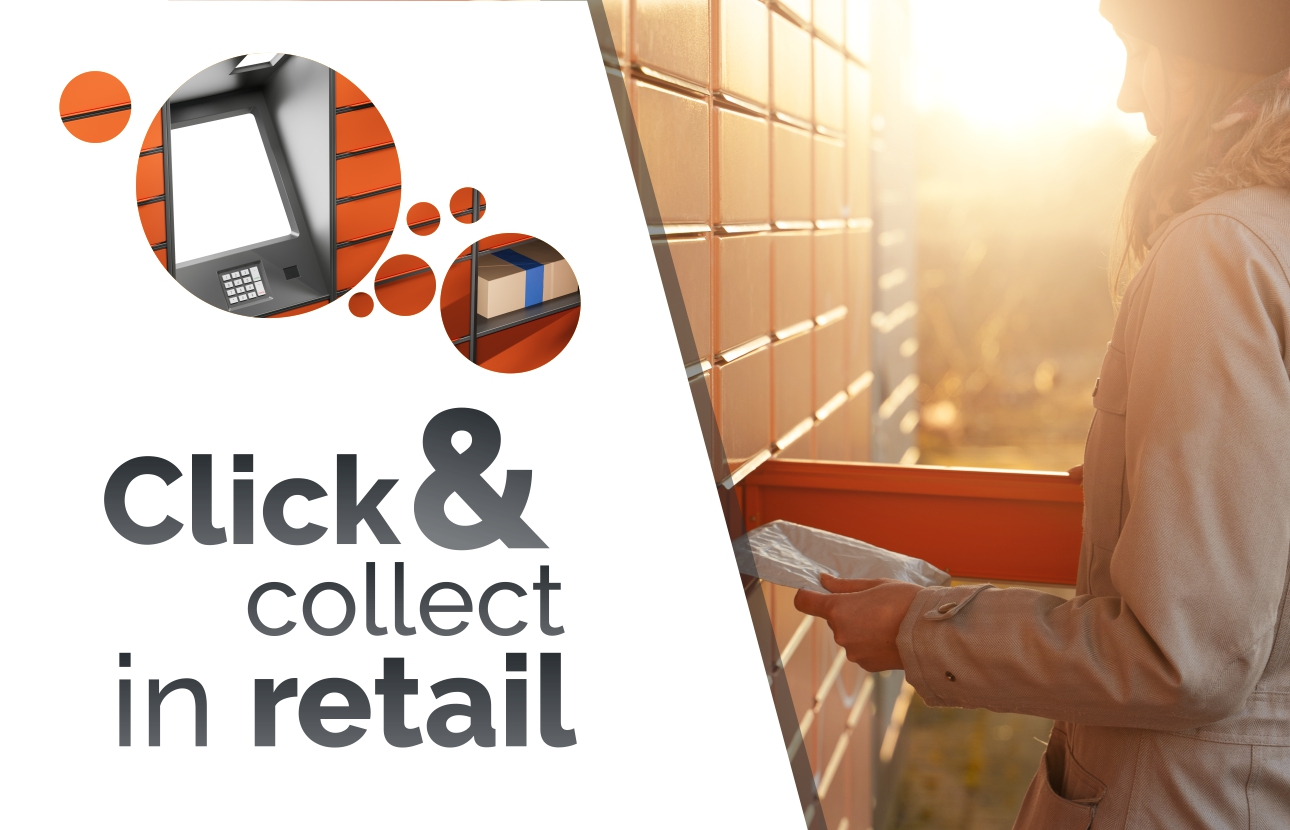Click & collect in retail